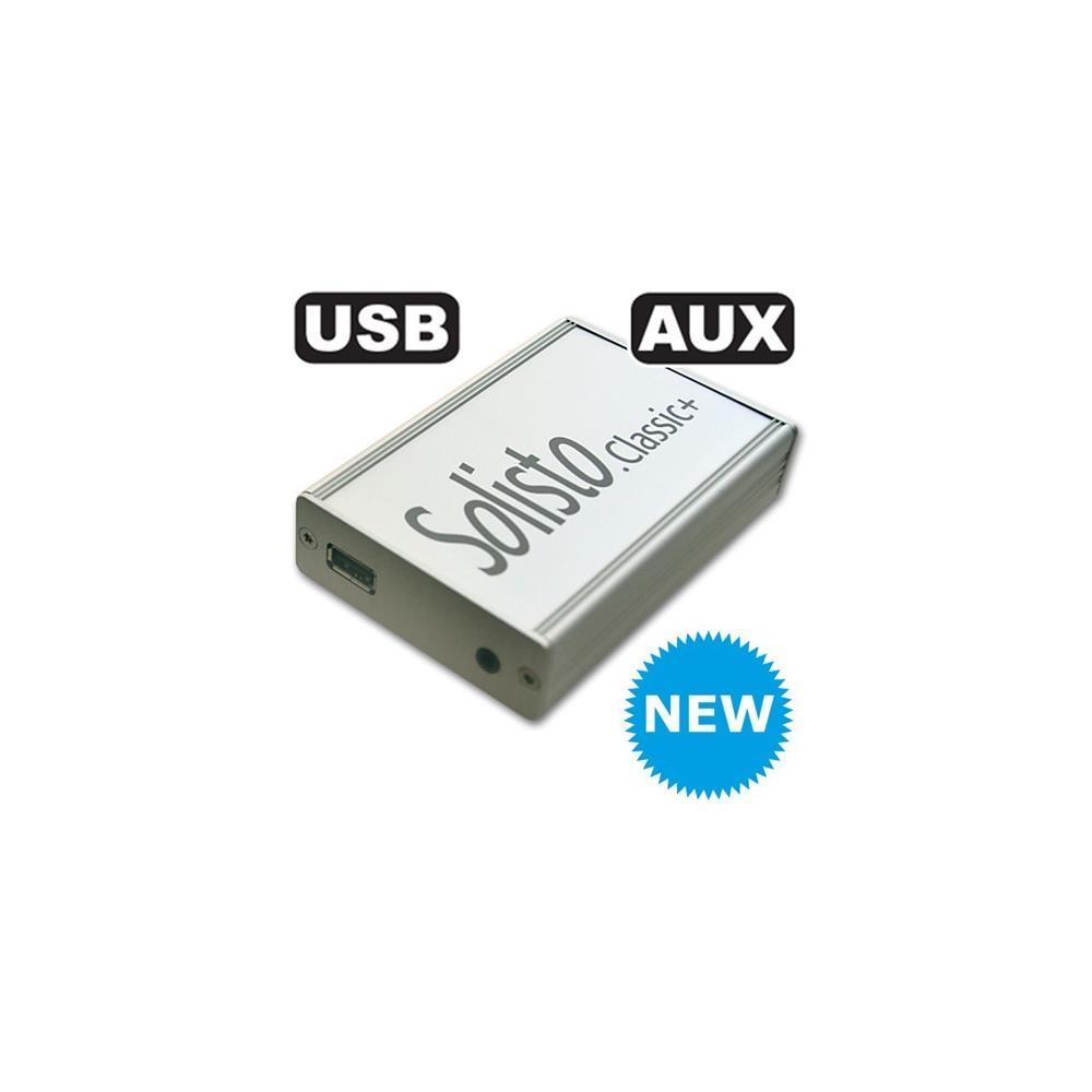 Solisto-Classic-3215-Becker-Silverstone-USB-Interface-Adapter-Cascade-Pro-Mexico