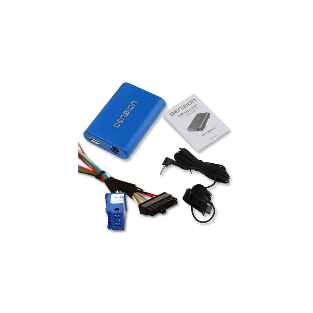 Dension Gateway Lite BT - GBL3AI2 - iPod / iPhone / USB