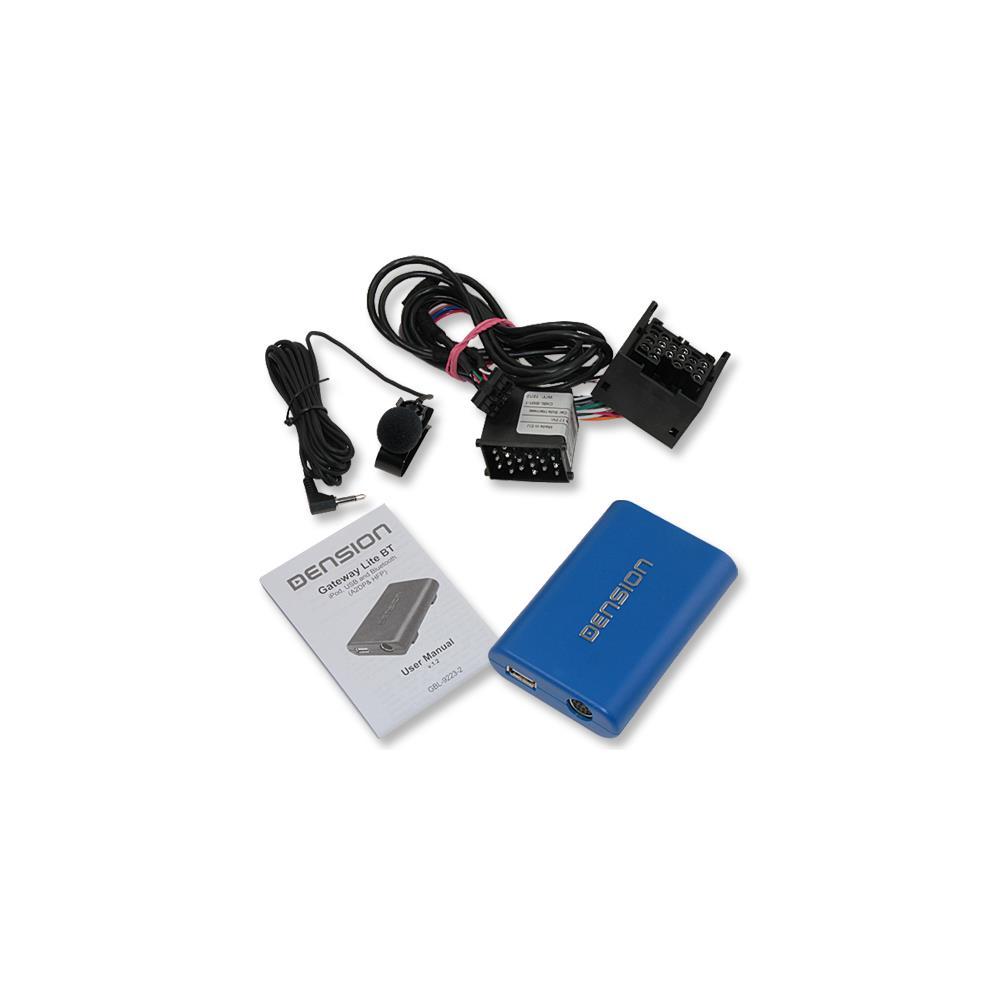 Dension Gateway Lite Bt Gbl3bm1 Ipod Iphone Usb Bluetooth Interface Für Bmw Business Professional 4 3 3 5 7 Compact X3 X5 Z3 Z8 Mini R55 Rund 17pin Rover 75