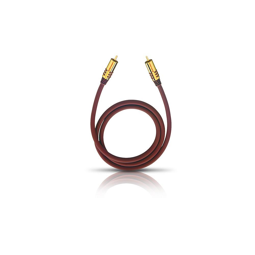 oehlbach 20535 nf sub 500 subwoofer cinch kabel 1 x. Black Bedroom Furniture Sets. Home Design Ideas