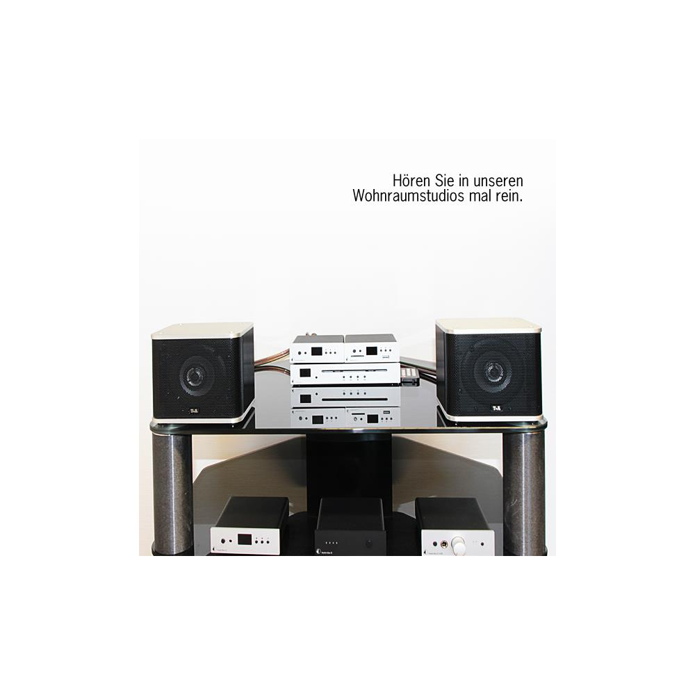 pro ject dac box s usb d a wandler schwarz. Black Bedroom Furniture Sets. Home Design Ideas