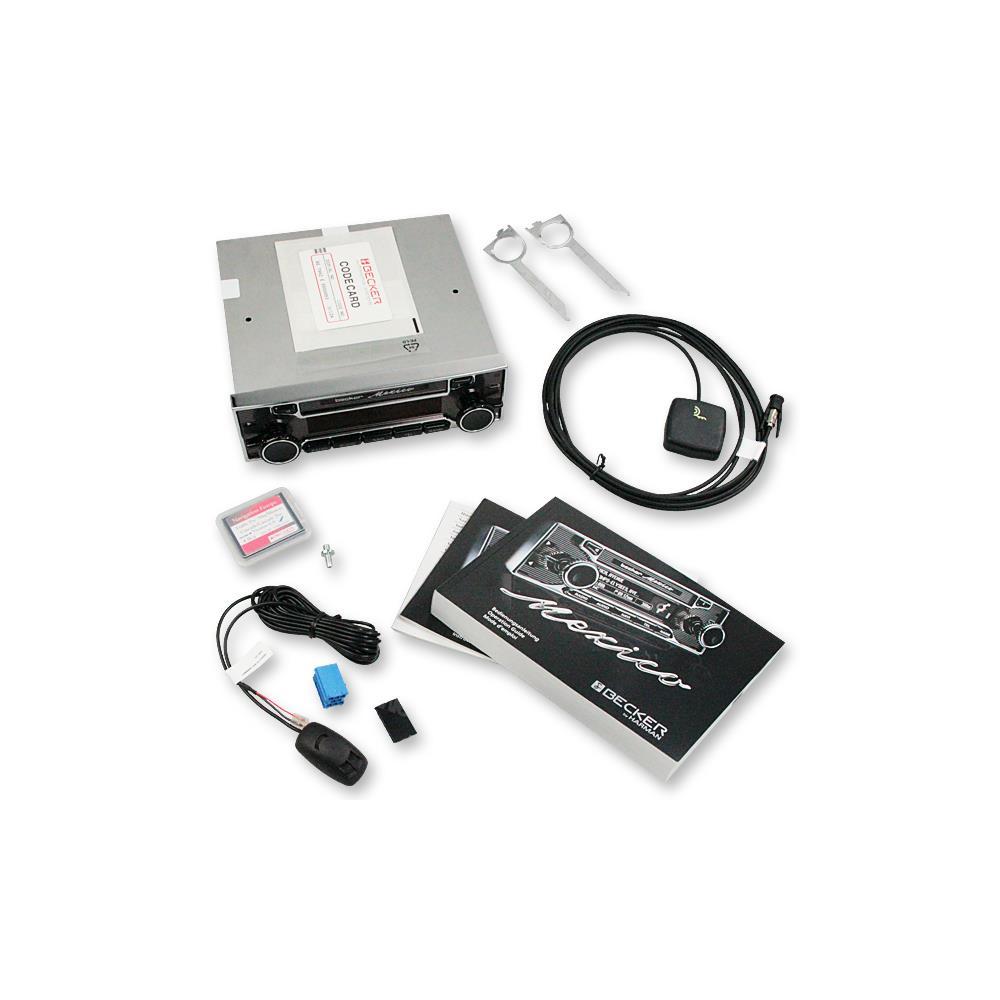 Solisto Classic becker para silverstone 7860 USB Adaptador SD Interface uni link
