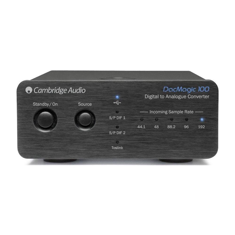 cambridge audio dacmagic 100 digital analog wandler. Black Bedroom Furniture Sets. Home Design Ideas