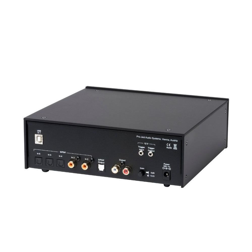 pro ject dac box ds2 ultra high end digital analog. Black Bedroom Furniture Sets. Home Design Ideas