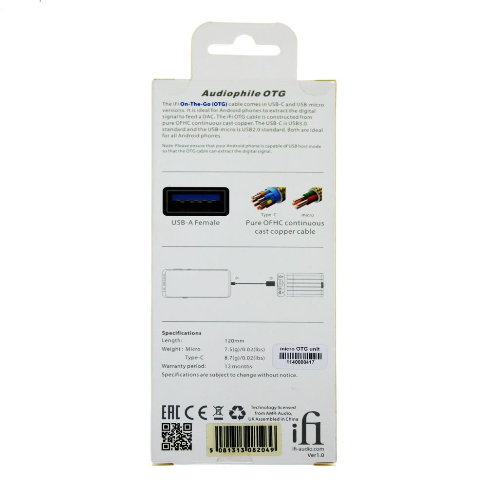 Zubehör Und Ersatzteile 2019 Mode 30 Cm Typ C Zu Micro Usb B Otg Kabel Für Dac Tragbare Digitale Audio Verstärker Datenkabel