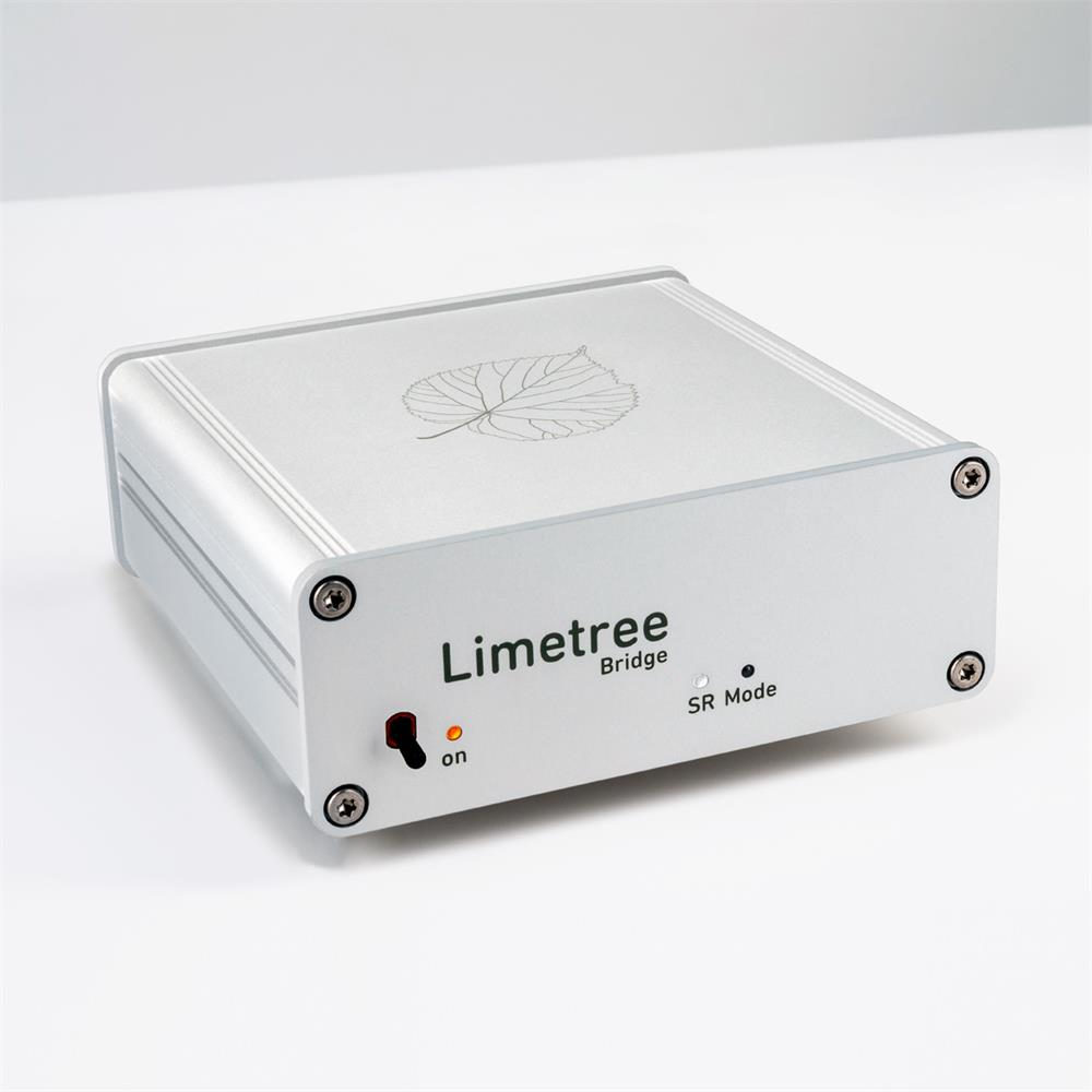 Lindemann Audio Limetree Bridge - compact network bridge (Roon Ready