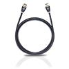 Oehlbach 52127 - Easy Connect - High Speed HDMI cable with ethernet 1 x HDMI to 1 x HDMI (1 pc / 1,50 m / black)