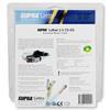 Supra Cables 3004100081 - LoRad 2.5 CS-EU Powercord 3x2,5qmm (1 piece / 2,0 m / ice blue)