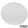 Rega turntable pad - mat for record players (white)