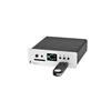 Pro-Ject Media Box S - Musik-Player für SD und USB (silber)