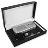 Pro-Ject Measure it II - electronic stylus balance (LCD display / massive aluminum chassis / silver)