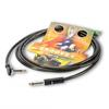 Sommer Cable SXHU-0600 - SC-Spirit XXL - Instrument cable 1 x 6,3mm Jack plug to 1 x  6,3mm Jack plug (1 pc / 6,0 m / brown)