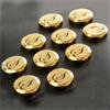 Sieveking Sound RCA end caps for unused in-/outputs (10 pieces in one box)