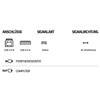 Oehlbach 9222 - USB Max A/B 500 - USB-3.0-Cable, A to B (1 pc / 5 m / gray)