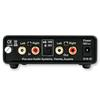 Pro-Ject Phono Box - MM/MC phono preamplifier with high level output (black)
