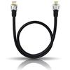Oehlbach 42502 - Matrix Evolution 170 - High-Speed-HDMI®-Cable with Ethernet 1 x HDMI to 1 x HDMI (1 pc / 1,70 m / black)