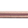 Oehlbach 1134 - Streamline 15 - Loudspeaker flat cable (1m / transparent / 2x1,5 qmm)