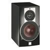 DALI Rubicon 2 - 2-Way bass reflex bookshelf-loudspeaker (40-150 W / high gloss black / 1 piece)