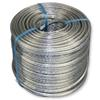 Oehlbach 1020 - Silverline 40 - Loudspeaker cable flexible (100m / transparent / silver plated / 2x4,0 qmm)