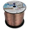 Oehlbach 1010 - Speaker Wire 40 - Loudspeaker cable flexible  (100m / transparent / copper / 2x4,0 qmm)