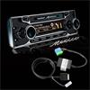 Becker 7942 - Mexico Retro --- new edition 2014-2015 1 DIN navigation system + iPhone / iPod - Remote Kit (Bluetooth / Map V 6.0/2014)