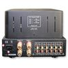 Unison Simply Italy - Tube Amplifier (Black / ultra linear / Class A / 260x350x190 mm)