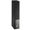 DALI Rubicon 6 - 2,5-Way bass reflex floorstanding loudspeaker (40-200 W / high gloss black / 1 piece)