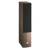 DALI Rubicon 6 - 2,5-Way bass reflex floorstanding loudspeaker (40-200 W / walnut veneer / 1 piece)