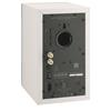 DALI Zensor 1 AX - active 2-Way bass reflex bookshelf-loudspeakers (160 W / white / 1 pair)