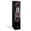 DALI Opticon 8- 3,5-Way bass reflex floorstanding loudspeaker (40-300 W / black ash / 1 piece)