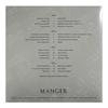"Manger Audio Reference LP - ""music as from another star"" - demo music LP (15 tracks / 2 x 180 gram vinyl / gatefold LP / new & sealed)"