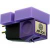 Nagaoka MP-200 - MI cartridge system for turntables (elliptical stylus tip / Moving Iron technology)