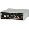Pro-Ject A D Box S2 Phono - A D converter for line & phono + phono stage (MM/MC / with USB and analogue output / silver)