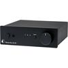 Pro-Ject Stereo Box S2 BT - high end integrated amplifier with Bluetooth input (incl. wireless Bluetooth streaming / incl. IR remote control / black)