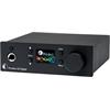 Pro-Ject Pre Box S2 Digital - audiophile digital micro preamplifier (with MQA + DSD512 + roon support / RCA pre-output on the back / black)