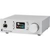 Pro-Ject Pre Box S2 Digital - audiophile digital micro preamplifier (with MQA + DSD512 + roon support / RCA pre-output on the back / silver)