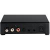 Pro-Ject Phono Box E BT - phono preamplifier (wireless Bluetooth streaming / for phono and line sources / suitable for MM systems / black)