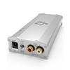 iFi-Audio Micro iPhono 2 - compact phono pre-amplifier (MM / MC / Class A / silver)