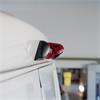 Ampire KV-DUCATO-5G - colour rear view camera (for FIAT Ducato, CITROEN Jumper, PEUGEOT Boxer / 170 degrees / mirrored / guide lines / colour)