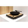 MAG-LEV Audio ML1 WOOD - levitating record player (world first / 33 & 45 rpm / Pro-Ject 9cc Carbon tone arm / Ortofon OM10 MM cartridge / ash wood optic)
