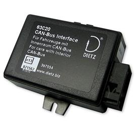 Dietz 63020 - CAN BUS Interface 2<sup>nd</sup> Generation for VW / Audi / Porsche / Seat / Skoda