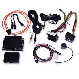 Ampire MST200CCC - Interface incl. TV-Free + TV-Activator for BMW E60/ E61/ E70/ E90/ E91/ E92 with 1 button iDrive (DVBT,DVX)