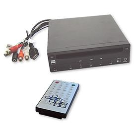 Dietz 85700BL - DVD Video Player with USB / Remote control