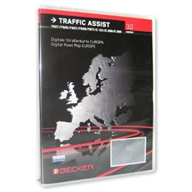 Becker / Navteq T1000-16255 - EUROPA - Traffic Assist 7827 / 7926 / 7927 / 7928 / 7977 / Z101 / Z200 / Z250 DVD (Version 3.0 - 2009/2010)