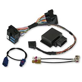 Kufatec 35674 - CAN-Bus Interface - VW RNS-510/MFD3 CAN TP 1.6 w/TV-Free
