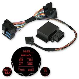 Kufatec 36810 - E-MFA DIS Add-On - Display Boost, Oil, Battery