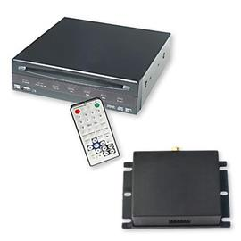 Dietz 85700 - DVD-Player + Multimedia Interface for BMW 16:9 Professional MK3 / MK4 with AUX