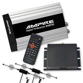 Ampire DVBT53 - DVB-T Diversity Tuner + Multimedia Interface for AUDI (RNS-E 16:9)