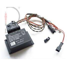 Dietz 1290 - to activate Reverse Camera for BMW Professional