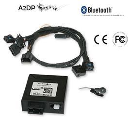"""Kufatec 37564 - FISCON Handsfree Bluetooth PRO for MERCEDES """"Pro"""" (Audio 20, APS 50, COMAND)"""